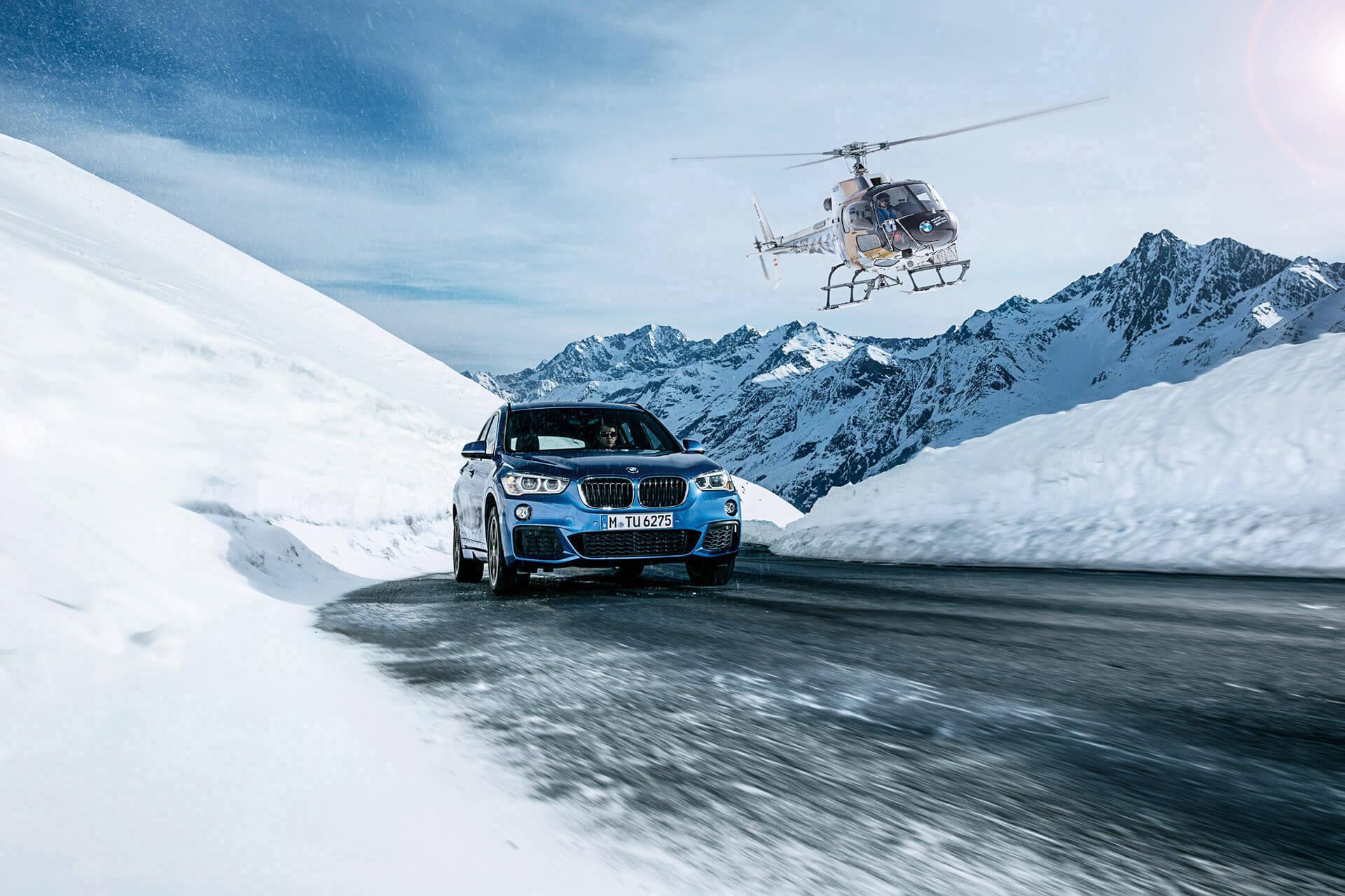 Hansi Heckmair Fotograf Shooting BMW-1
